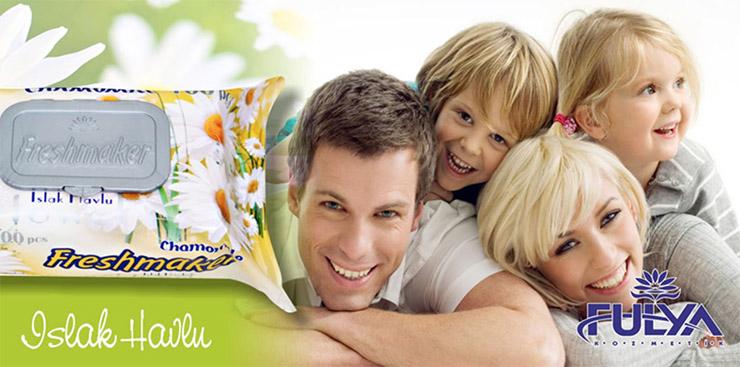 Kvalitetne vlažne maramice za celu porodicu