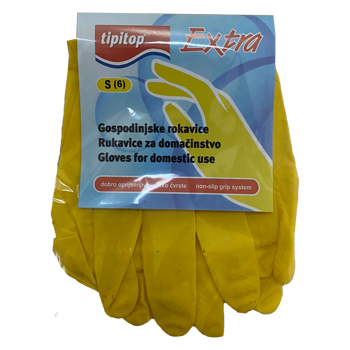 Gumene rukavice S