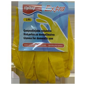 Gumene rukavice L