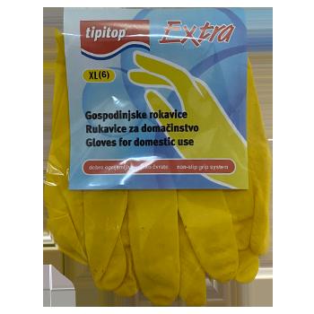 Gumene rukavice XL