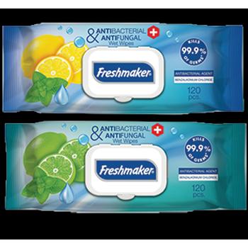 Vlažne maramice - antibakterijske