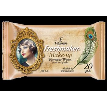 Vlažne maramice - make up